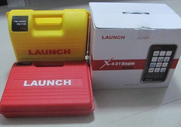 Launch X431 scanner diagun