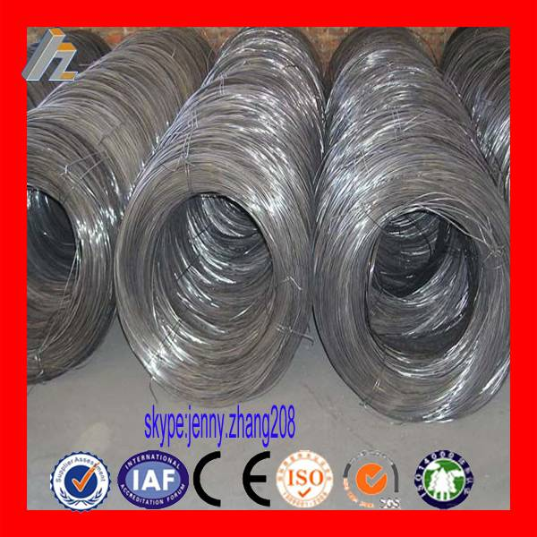BWG12 & 14 Black Annealed Wire For Sale
