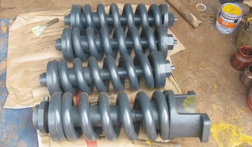 komatsu bulldozer D155A-1 recoil spring