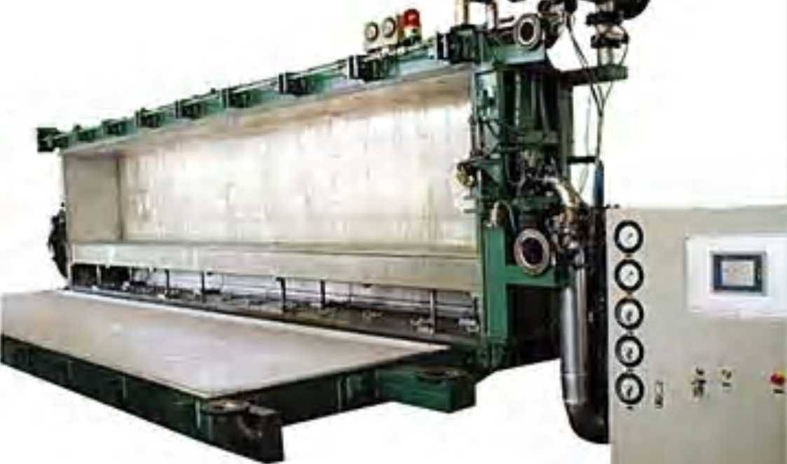 EPS Height Changeable Block Moulding Machine