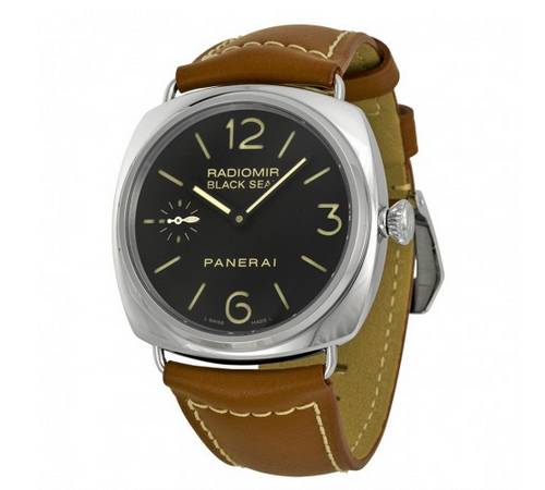 Discount mens watches Panerai Radiomir Black Seal Men's Watch