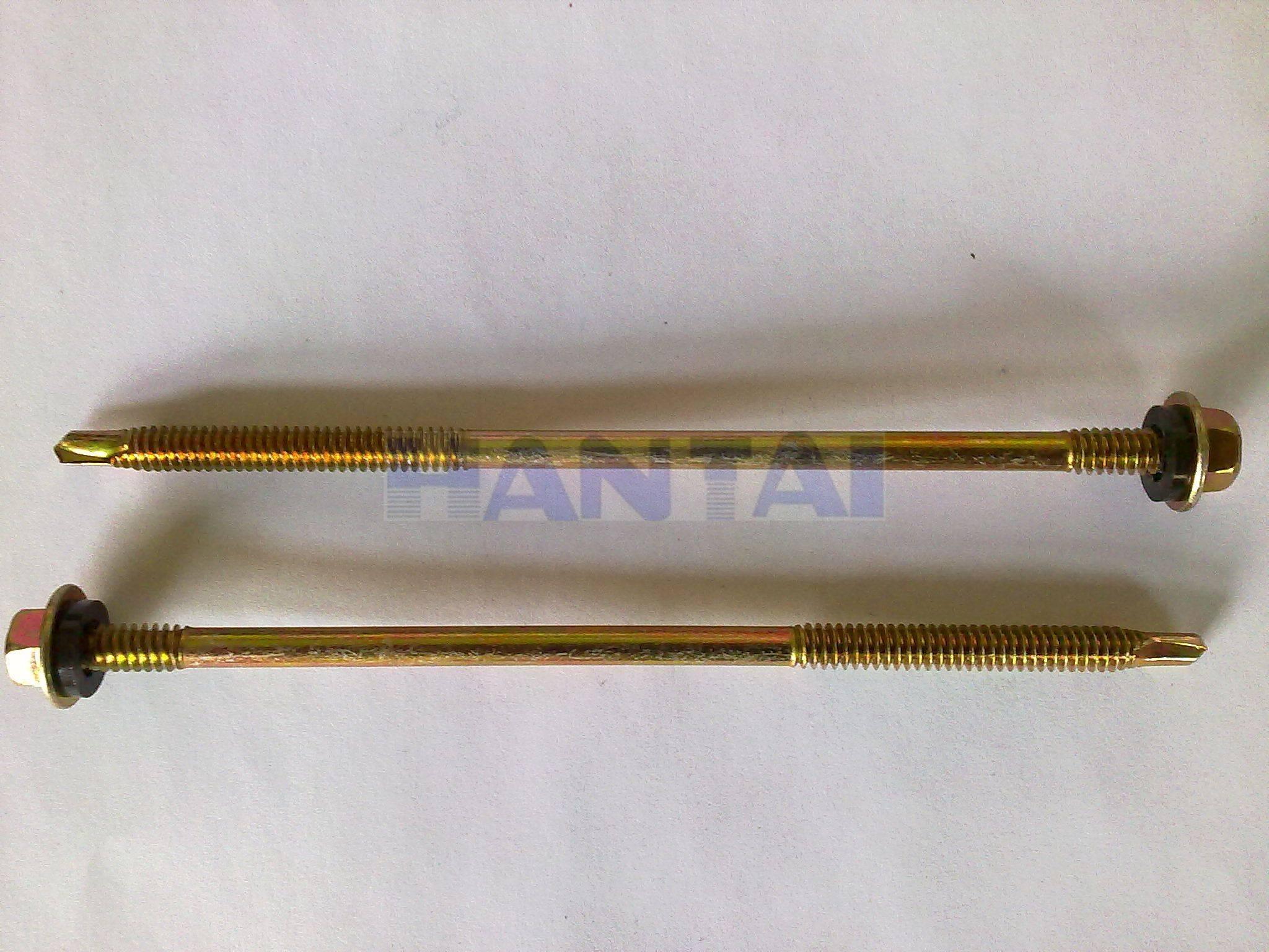 DIN7504K Hex Flange Self Drilling Screw