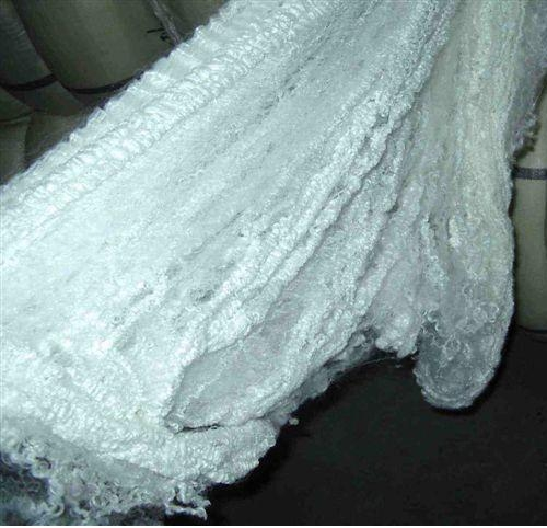 POLYESTER TOW WASTE