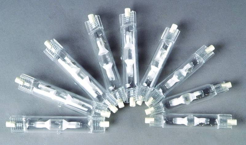 Double ended Metal Halide Lamps