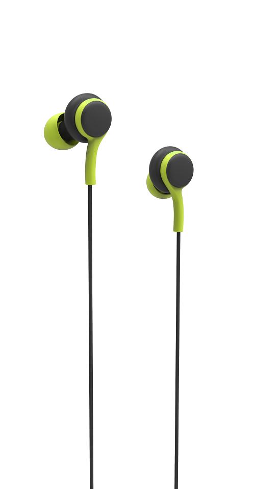 New Stereo 9U on Ear Earphone with Microphone