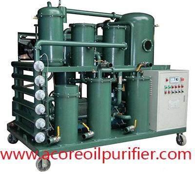 Waste Industrial Lubricating Oil Purifier