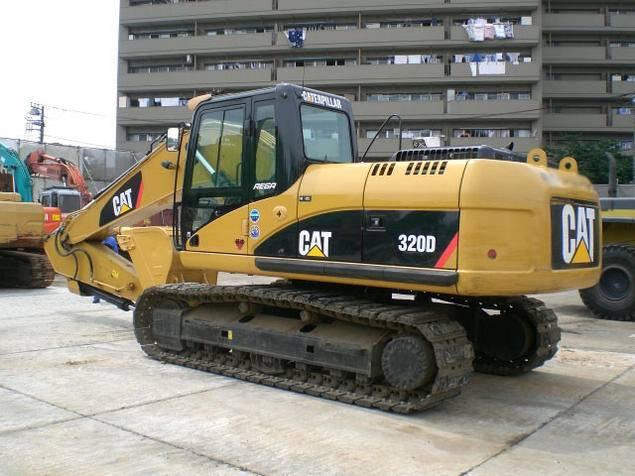 Used CATERPILLAR CAT312B CAT312C CAT320A CAT320B CAT320C CAT320D CAT325B CAT325D Excavator