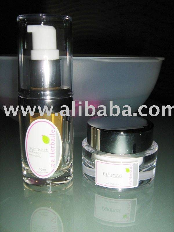La' Herballe Night Herbal Whitening Care product