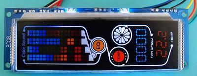 Computer Temperature Monitor