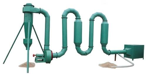 Sawdust Dryer (Gas Flow) 0086-15238020768