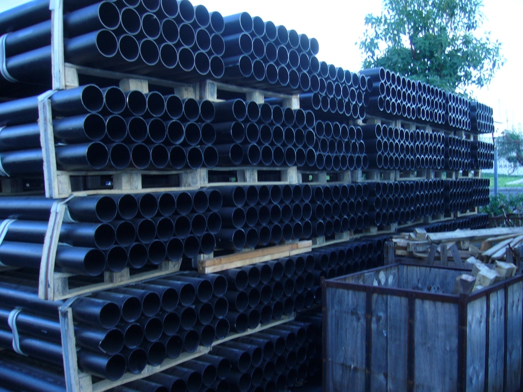 IS15905 HUBLESS CENTRIFUGALLY CAST IRON PIPE
