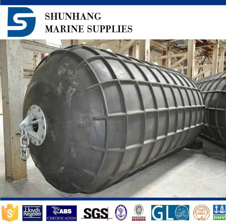 widely used for docks and boatyard ship fender pneumatic fender
