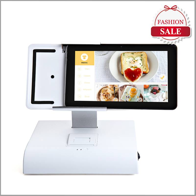 Android tablet pos for restaurant cashier