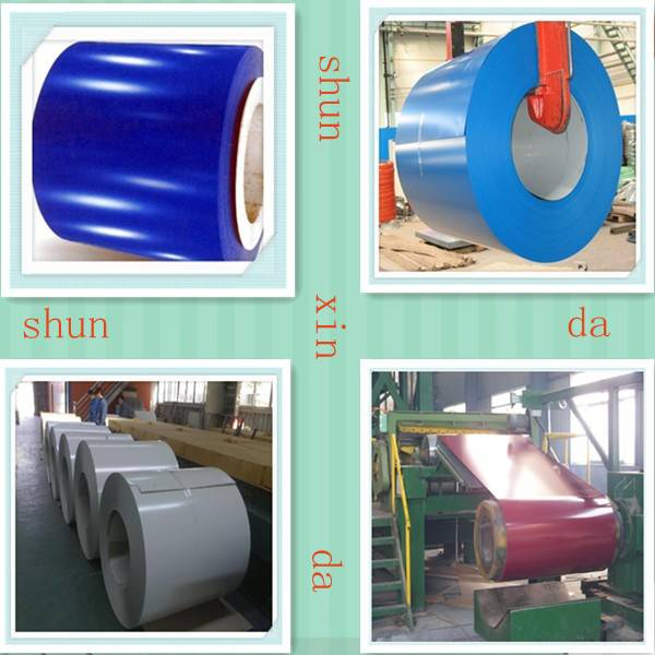 ppgl/ppgi/gi/color coated steel coil