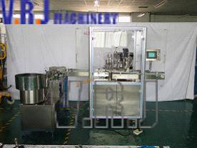 VRJ-80 perfume filling machine