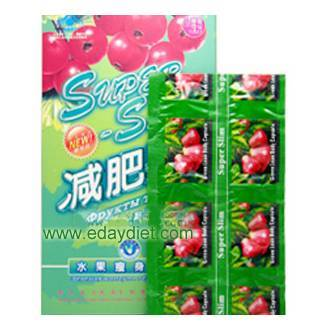 Super Slim Green Lean Body Capsule