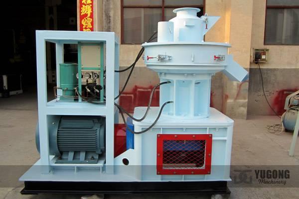 Small Vertical Type Pellets Machine