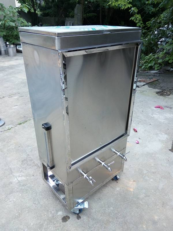304 stainless steel beverage cart