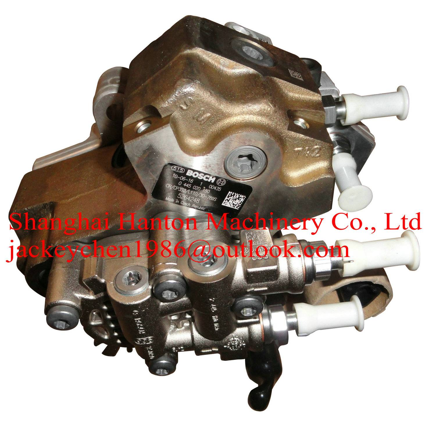 Sell Cummins ISF3.8 and ISBe6.7 diesel engine fuel injection pump 5264248 3971529 4982057 4988595