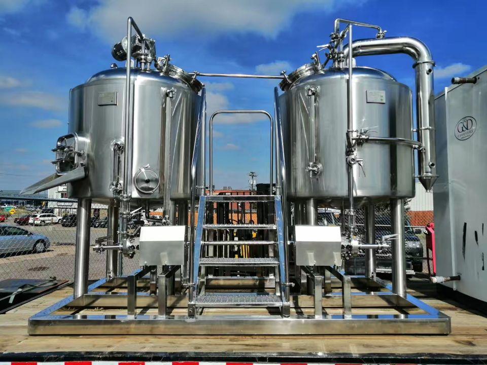 Beer equipment craft beer kit 7bbl brew kettle brewery equipment Beer equipment