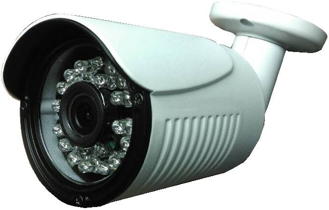 Bullet Waterproof IR Camera (SSV-TVI-602S22)