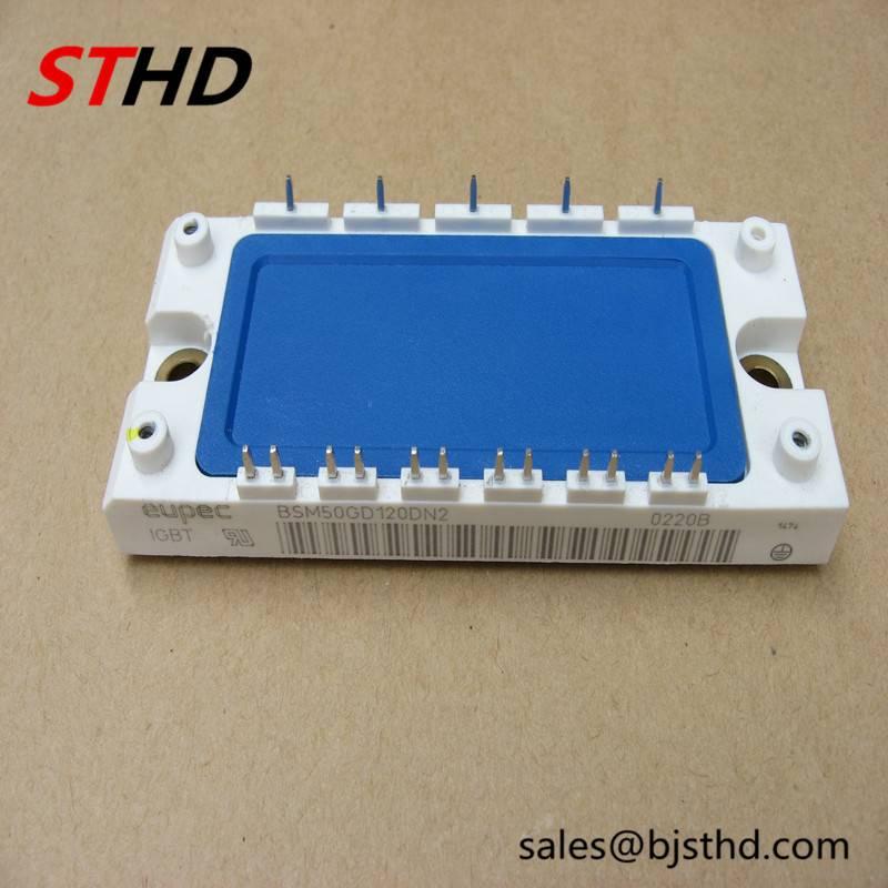 electronic component igbt module BSM50GD120DN2