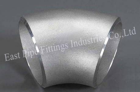 45° stainless steel short radius elbow