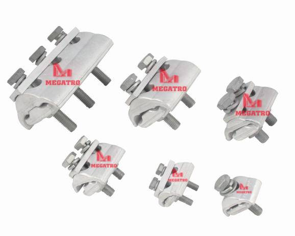 Aluminum parallel groove clamp (MGH-AC002)