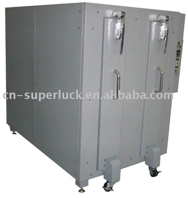 Vertical Plate Baking Oven