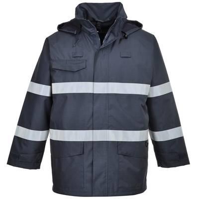 Rain hi-vis antistatic with waterproof jacket2