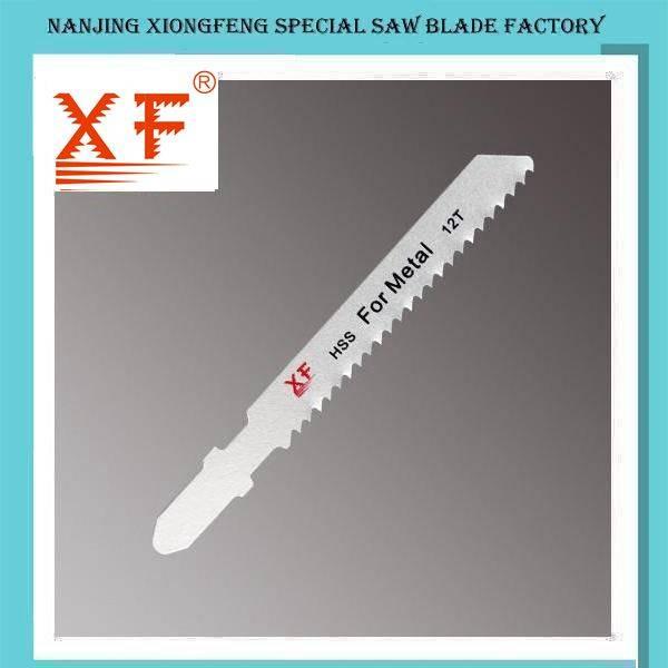 T118B HSS T shank Jig Saw Blade