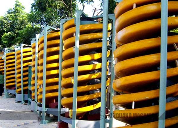 Spiral Chute|Xinguang Spiral Chute in Stock
