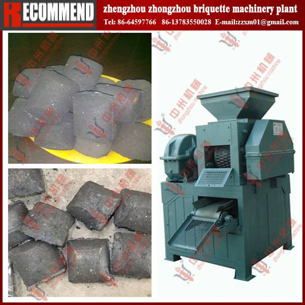 Economical and practical briquetting machine