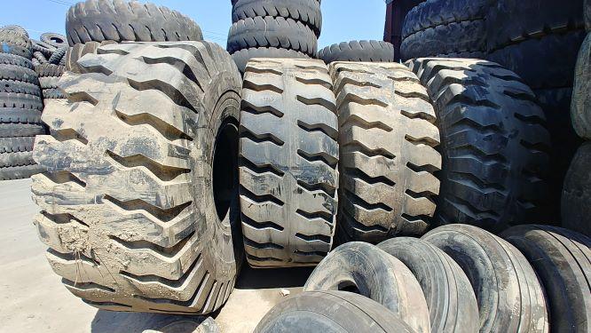 New OTR Tires