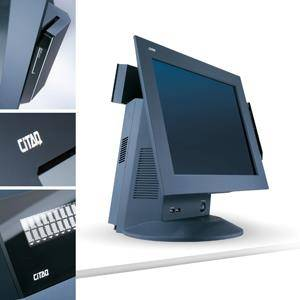 Touch Screen POS terminal Integrate/All-In-One AIO