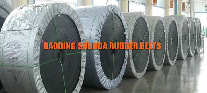 Rubber EP Nylon Fabric Belts/Multiply Belt/Oil Resistance Conveyor Belts
