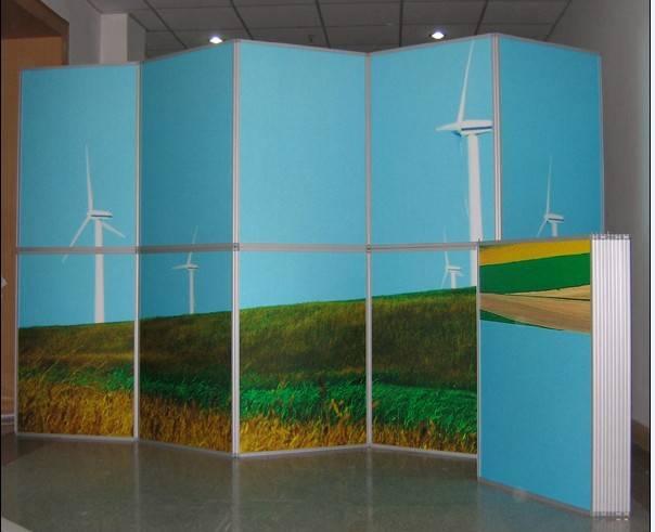 folding panel,Panel & Pole Display,exhibition board,panel display