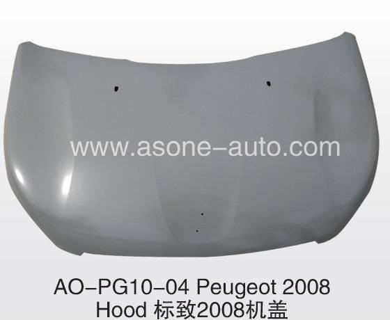 ASONE Auto Engine Hood/Bonnet For Peugeot 2008