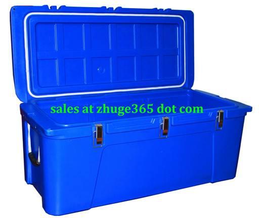 New 120Litre Plastic Cool Box