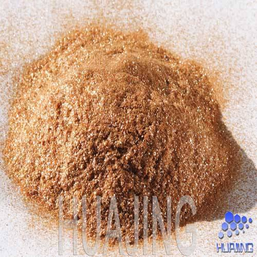 calcined mica powder for welding rods
