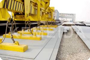 Lift Electromagnet (Lifting Magnet) for steel plate