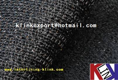 T/R KNITTED FUSIBLE INTERLINING FOR GARMENT 80gsm ---BEST QUALITY