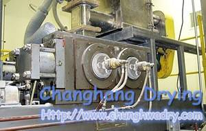 Sell Dry Roll Extrusion Granulator
