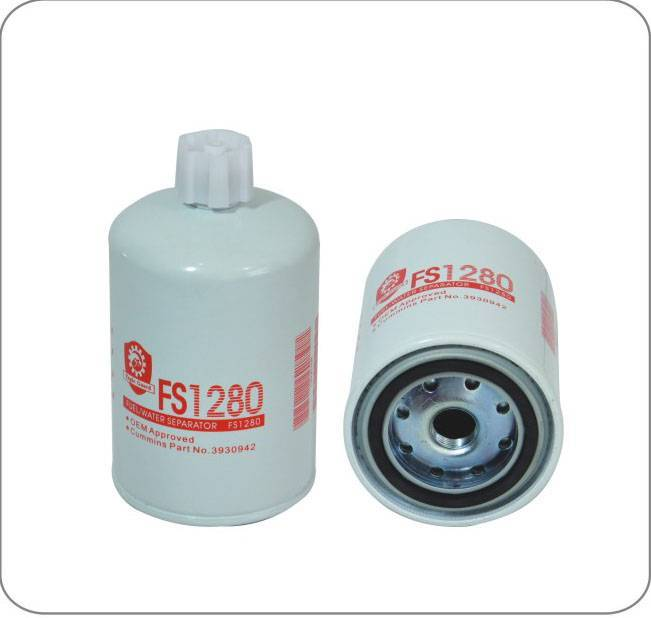Oil FilterFS1280 with lowest price and quality guaranteed
