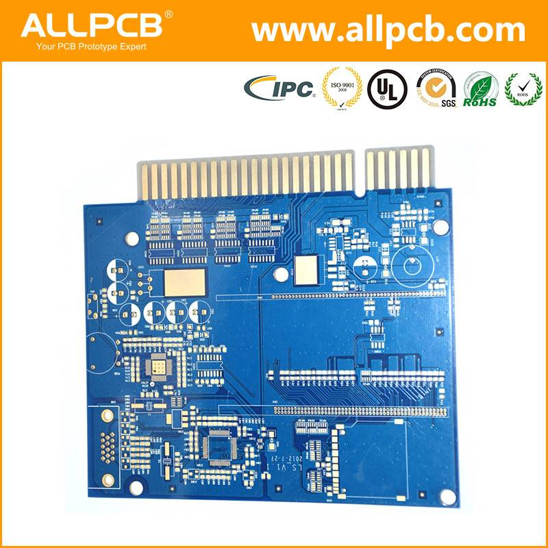 custom-made high standard 94v0 aluminum led power supply pcb