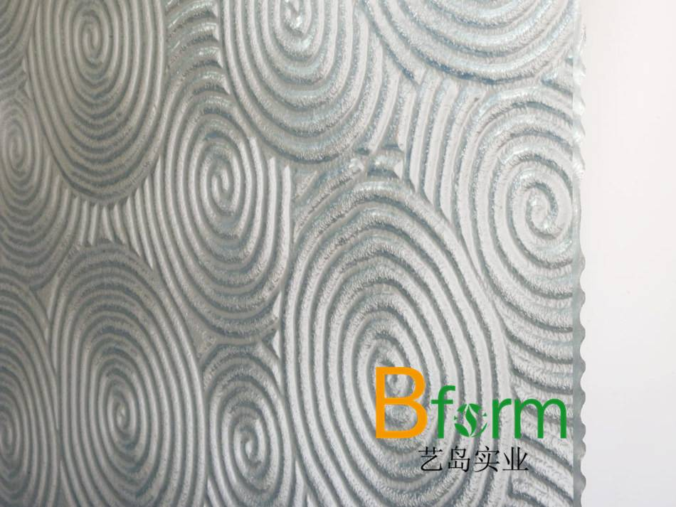 high-performance resin panel with charming texture