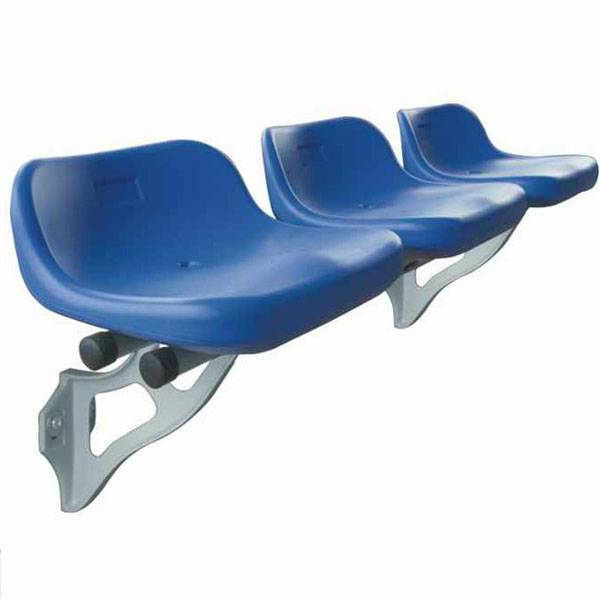 Blow molding HDPE plastic football stadium seats