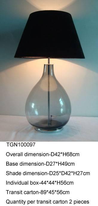modern table light