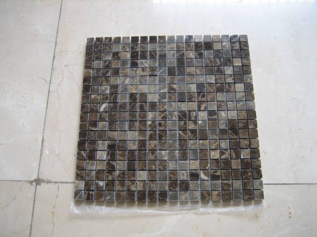 Sell Marble Mosaic /Glass Mosaic/ Marble Tile