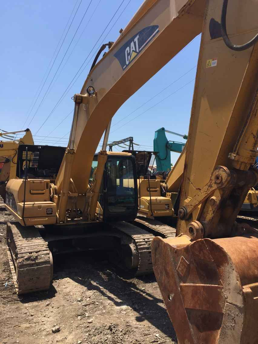 used excavators CAT-336D